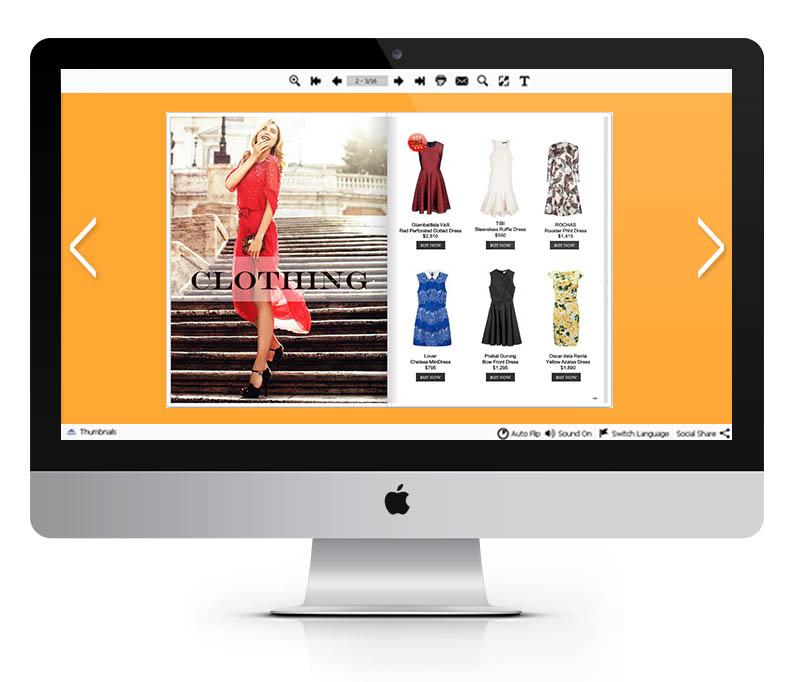 FlipBuilder Launches Flip PDF to Create Digital Brochures for Beauty & Makeup