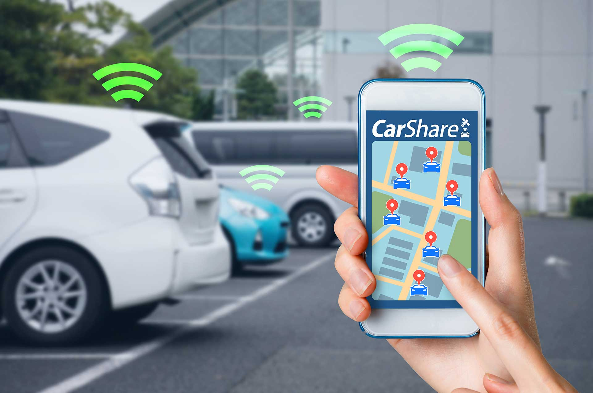 Ride sharing Market to Witness Stunning Growth | gaining Revolution with Major Technology Giants