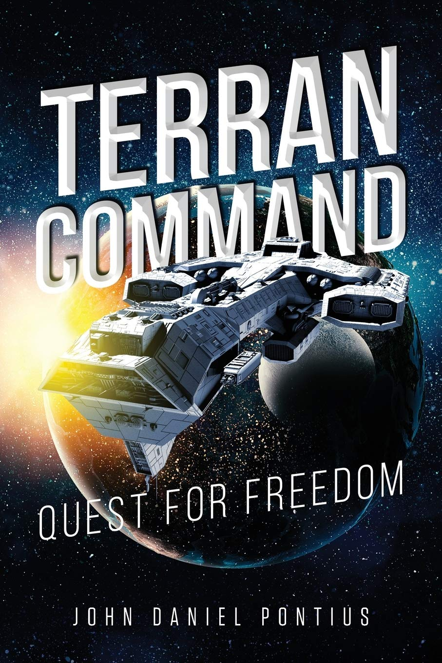 Sci-Fi Novel Commands Quest for Freedom