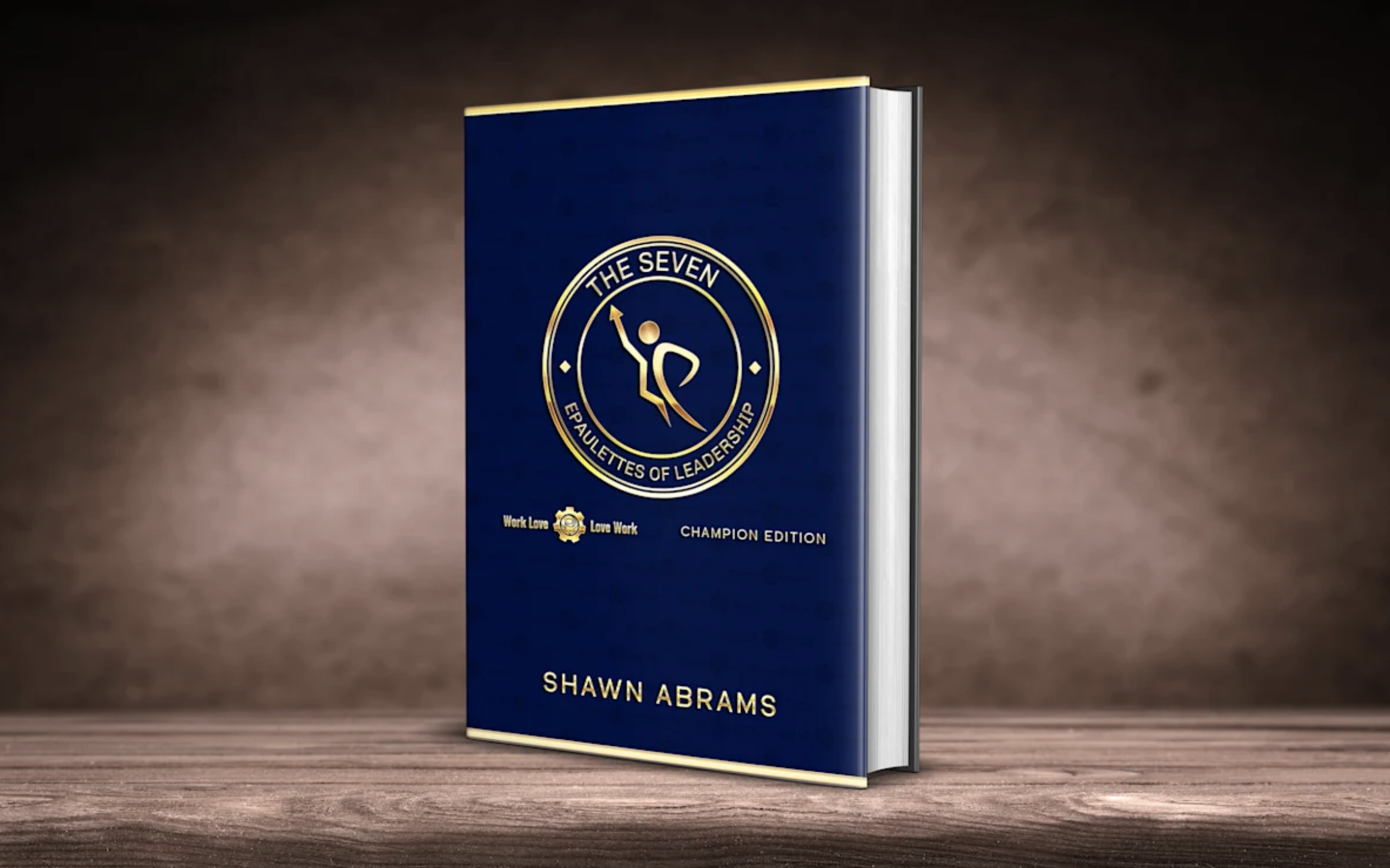 """Shawn Abrams Releases """"The Seven Epaulettes of Leadership"""", Coins New Phrase 'Officide'"""