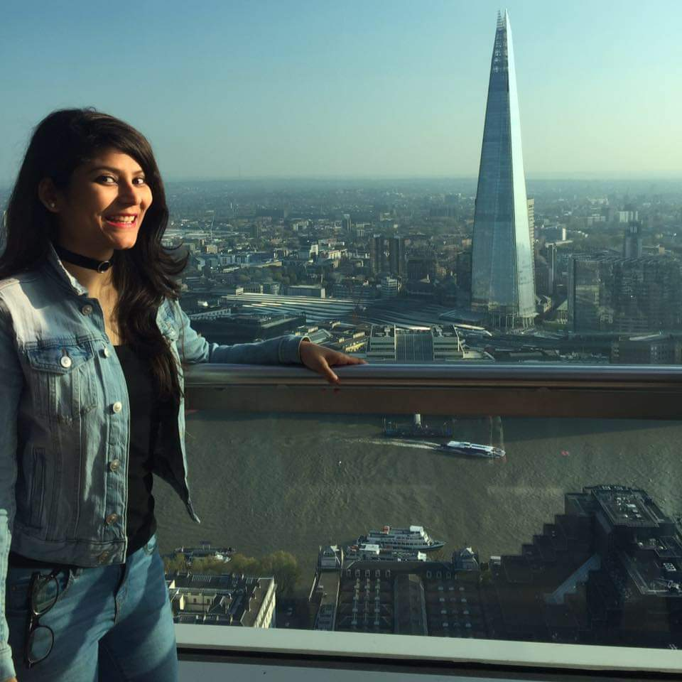 Aastha Gangwar: Emerging solo female Indian travel blogger and Influencer