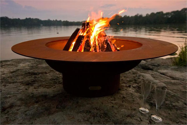 The Fire Pit Store Now Offers Gas Conversions For Their Magnum Fire Pits