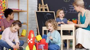 Preschool or Child Care Market: Good Value & Room to Grow Ahead Seen