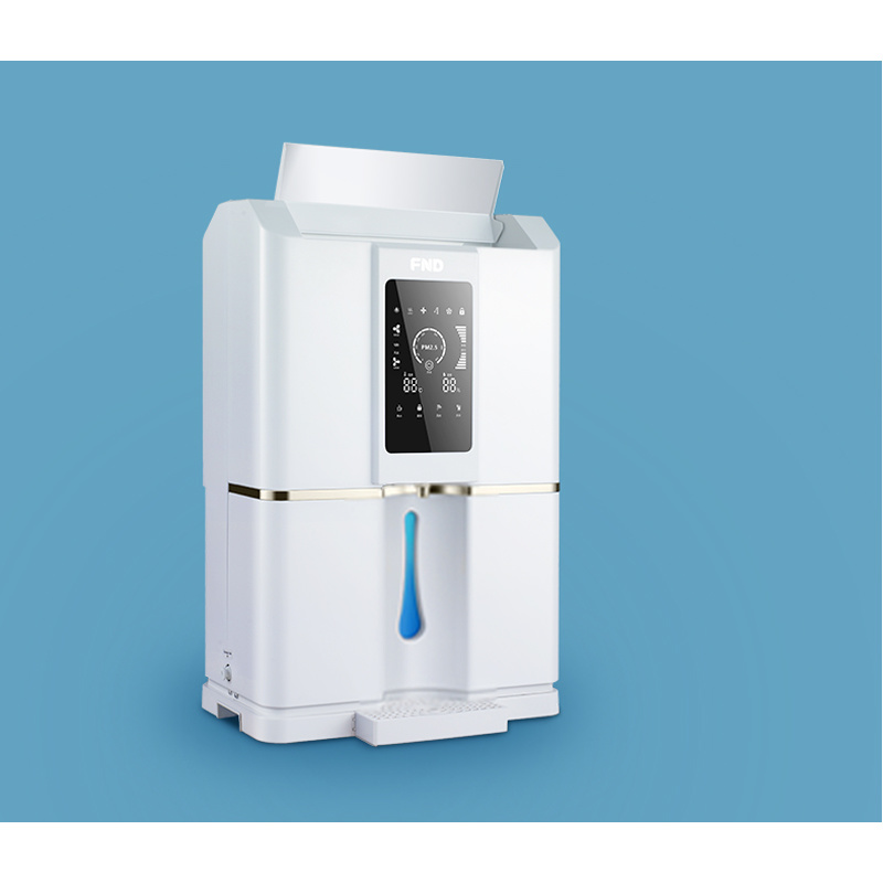 Atmospheric Water Generator Market Size - North America, Europe, Asia Pacific, Latin America, Middle East & Africa
