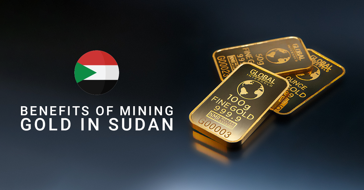 Benefits of Mining Gold in Sudan and How the SGC will be a revolution for this
