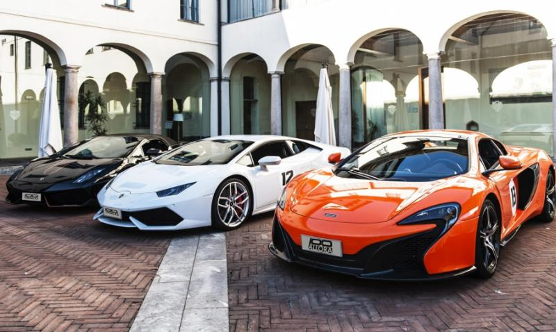 Luxury Car Rental Market 2020: Global Key Players, Trends, Share, Industry Size, Segmentation, Opportunities, Forecast To 2026