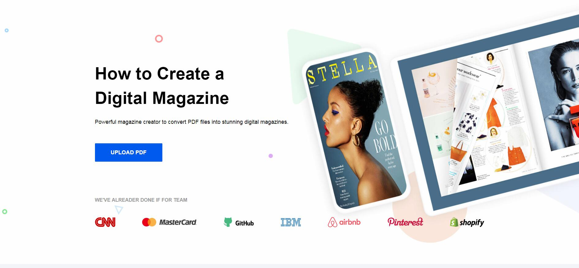 FlipHTML5 Gives Ideas on How to Create a Digital Magazine