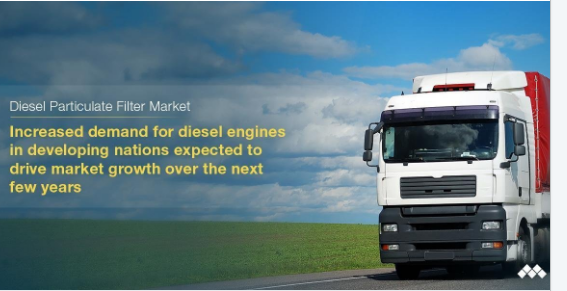 Diesel Particulate Filter Market to Reach $24.81 billion by 2025