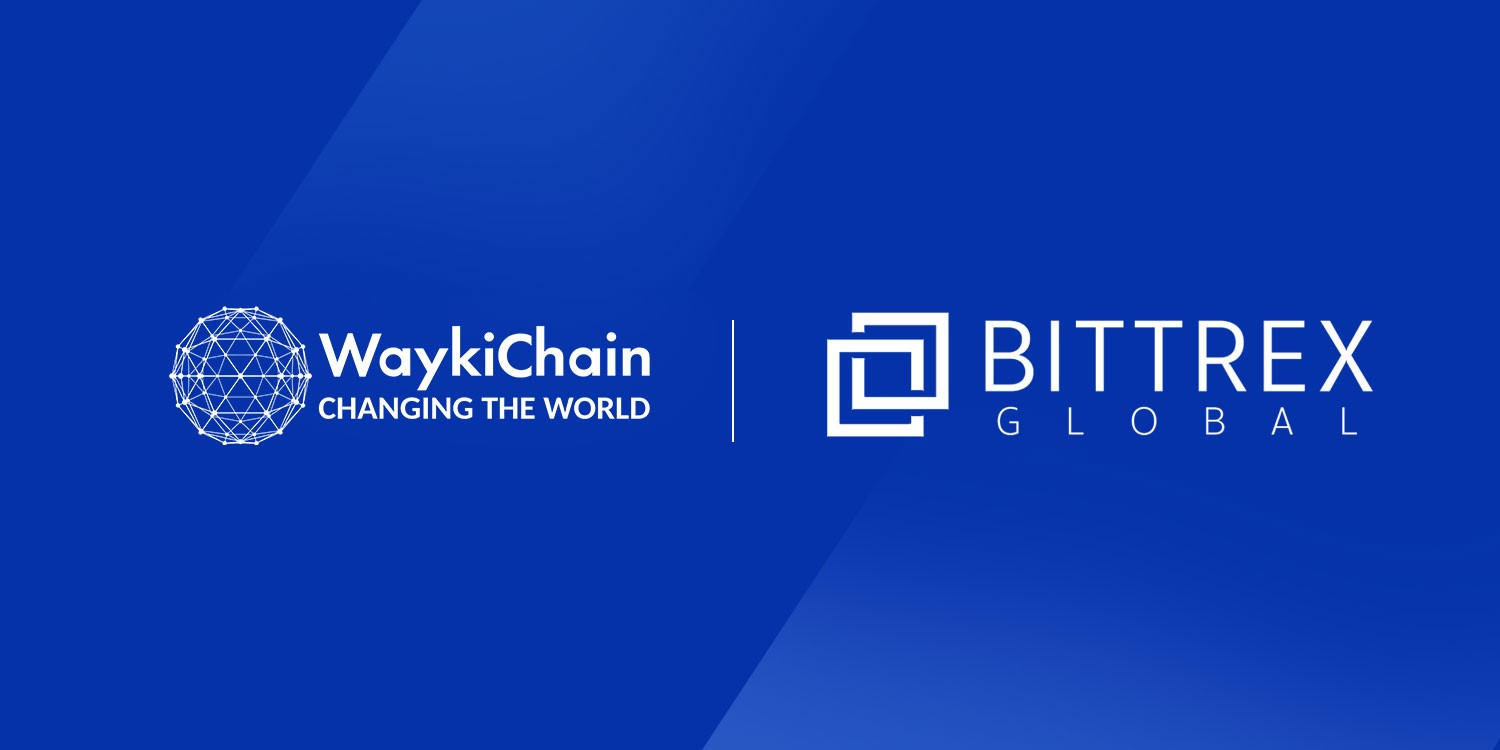 WaykiChain (WICC) Successfully Listed on Bittrex Global