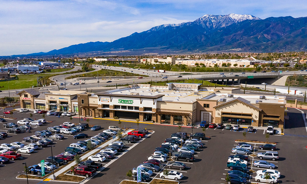 Hanley Investment Group Arranges Sale of New Construction, Single-Tenant Sprouts for $10.4 Million in Fontana, Calif.