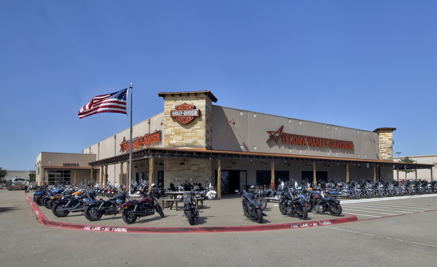The Boulder Group Arranges Sale of Dallas Net Lease Harley-Davidson Property