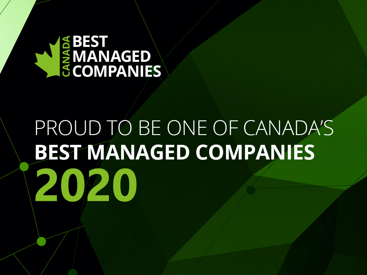 The Deveraux Group: Winner for a Second Straight Year - Canada's Best Managed Companies