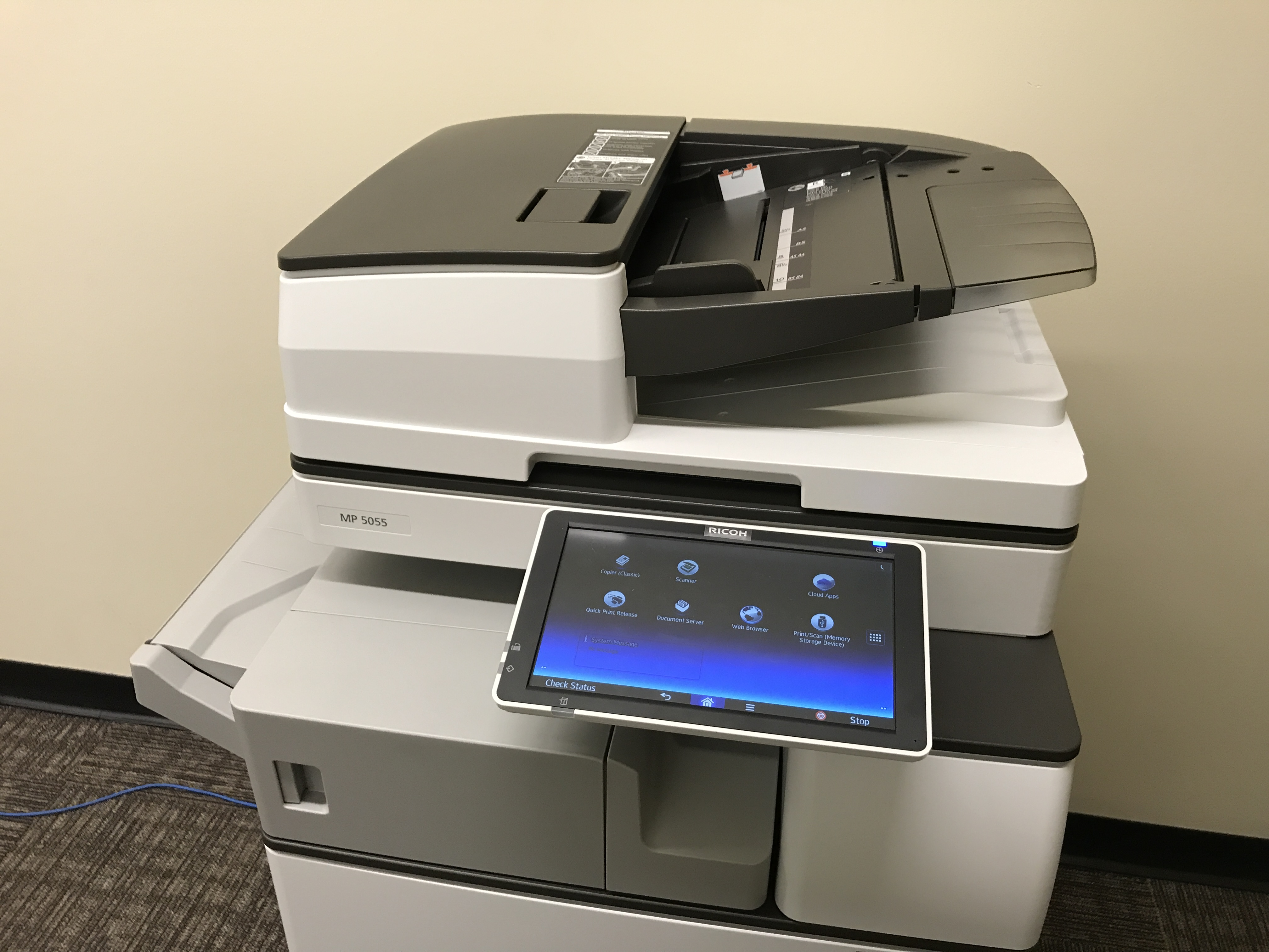 Multifunction Printers Market Latest Sales Figure Signals More Opportunities Ahead : Canon, Dell, Hewlett-Packard Company