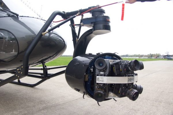 Helicopter Cameras - Growing Popularity and Emerging Trends in the Market