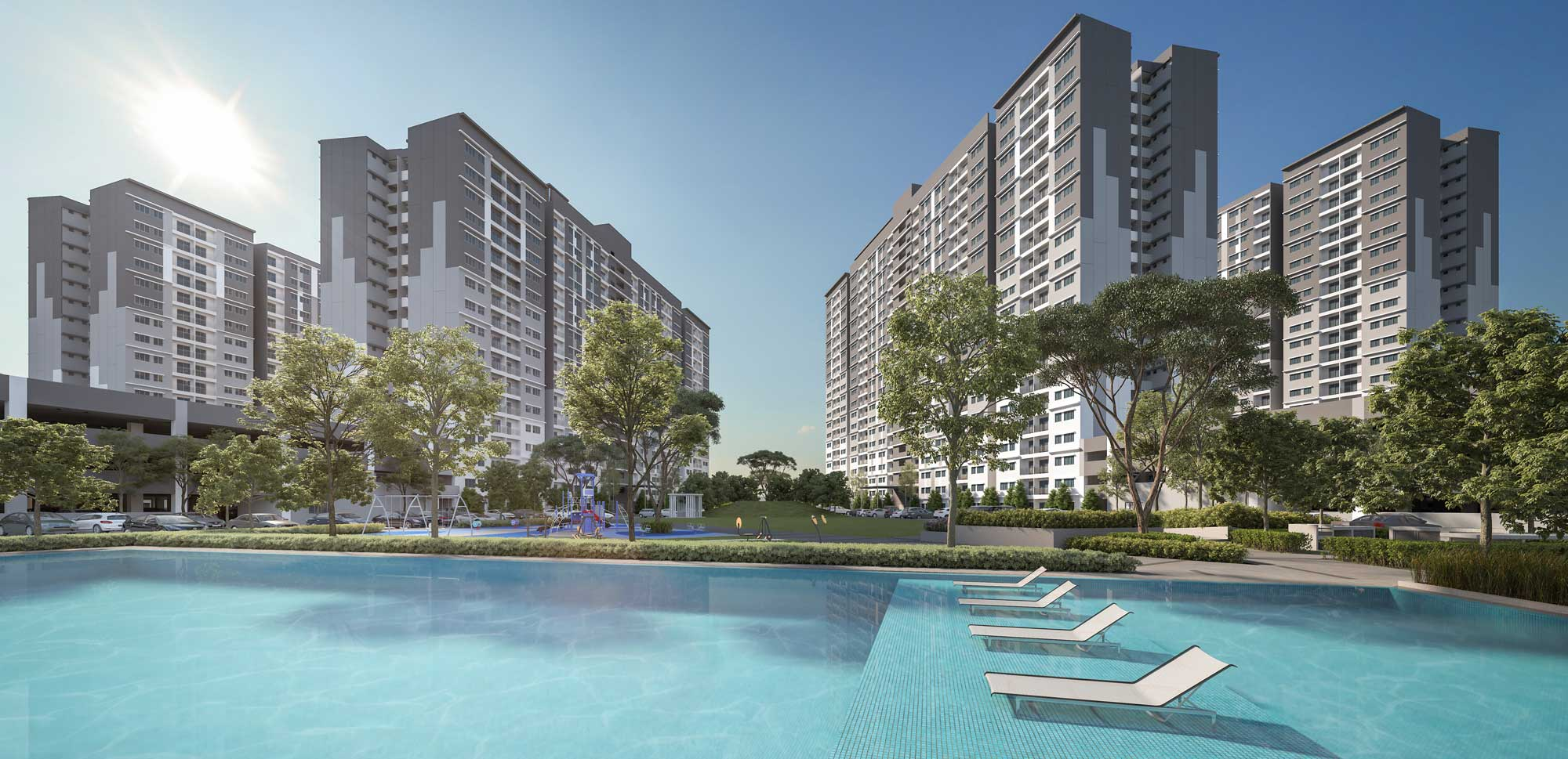 LBS Launches The First High-Rise Development In Alam Perdana
