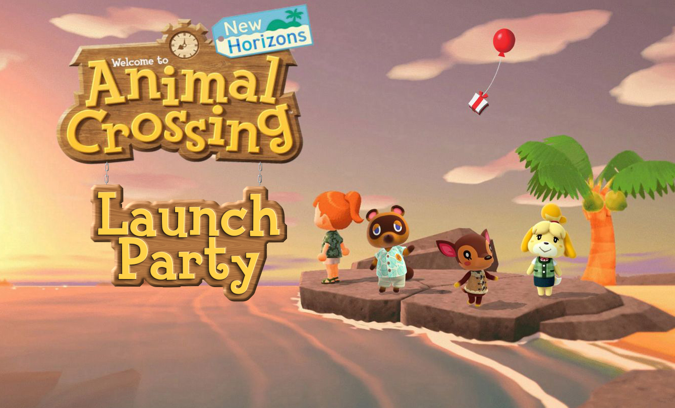 Dauntless Gaming Community Announces 'Animal Crossing: New Horizons' Launch Party and Offers one Free Copy to a Lucky Winner