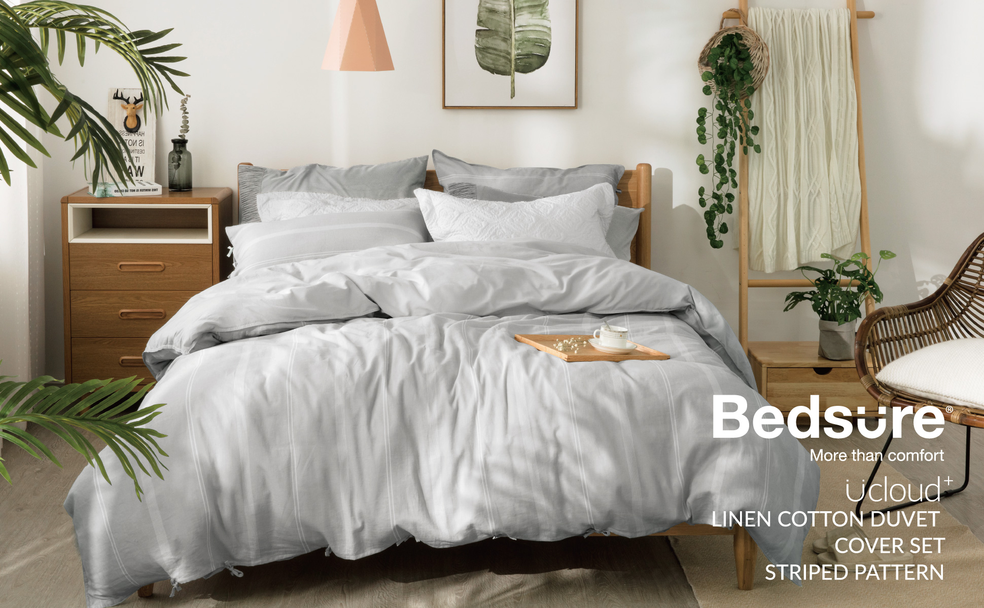 Luxury Bedding Available Direct from the Bedsure
