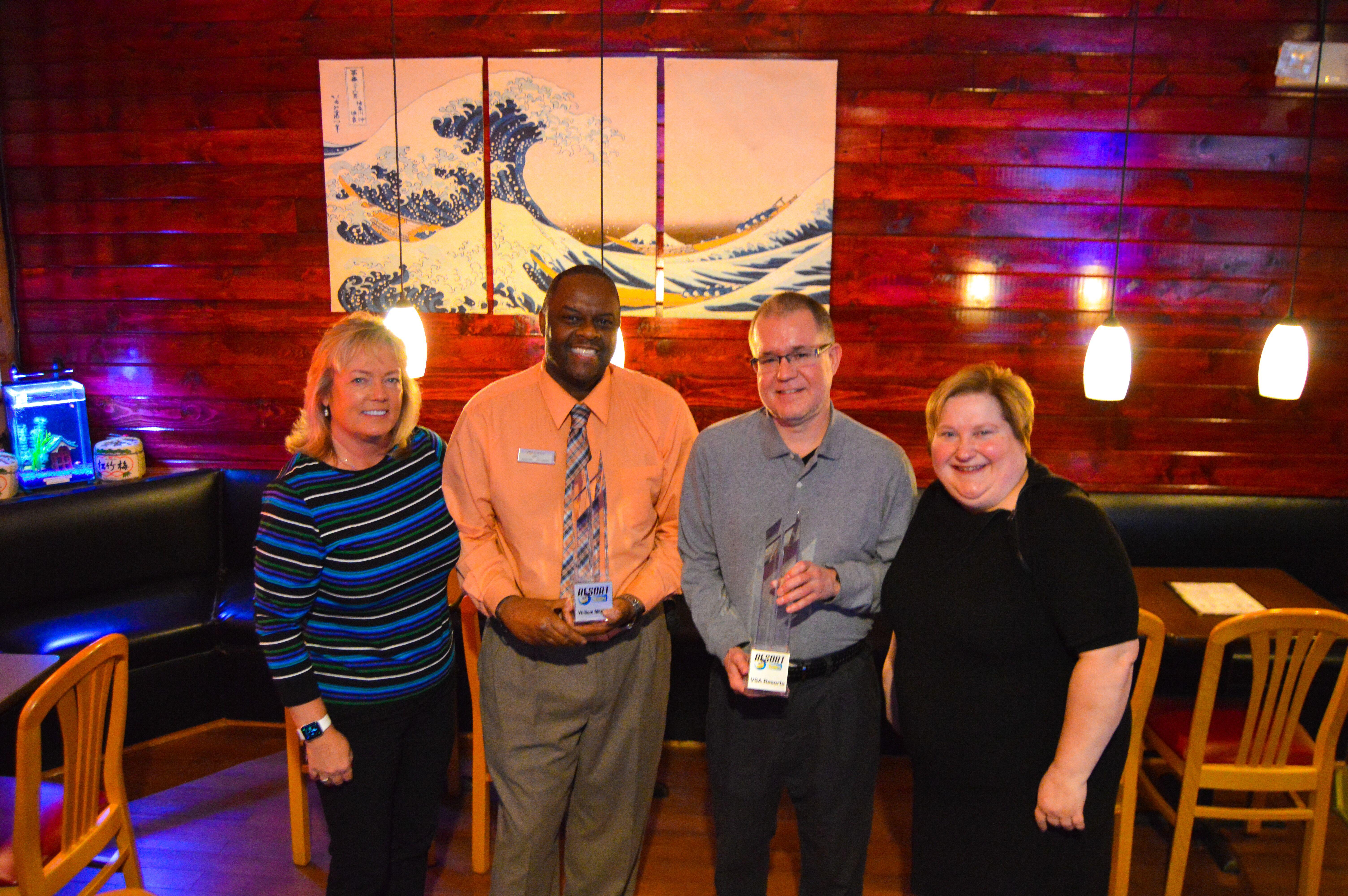 Winner of 4th Annual CEP Award named