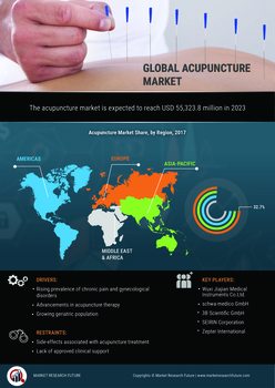 Future Trends On Acupuncture Market Statistics 2020 – Global Industry Size, Share, Global Growth, Top Leaders and Regional Forecast to 2023
