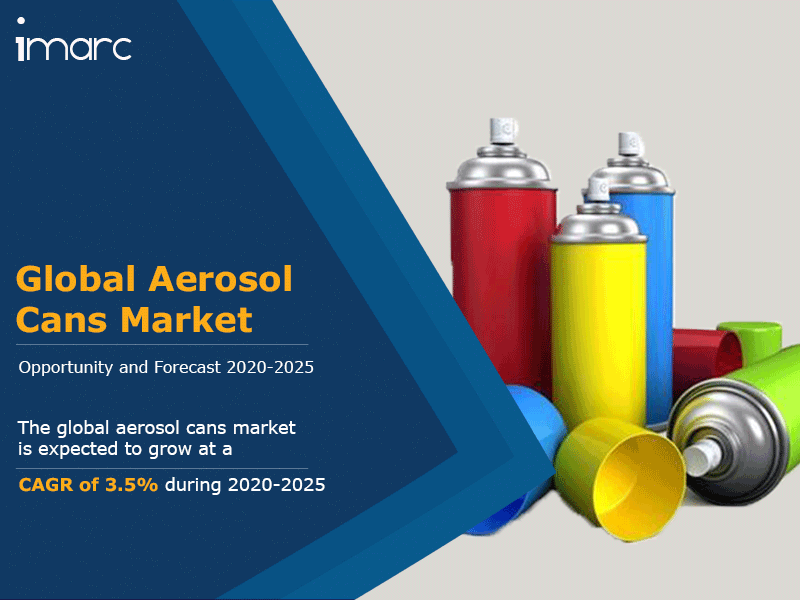 Aerosol Cans Market Share, Size 2020: Global Industry Growth, Trends, Top Manufacturers and Forecast Till 2025