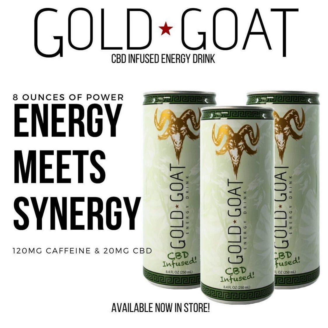 Gold Goat Energy is now offered Nationwide Through Mr. Checkout\'s Direct Store Delivery Distributors.