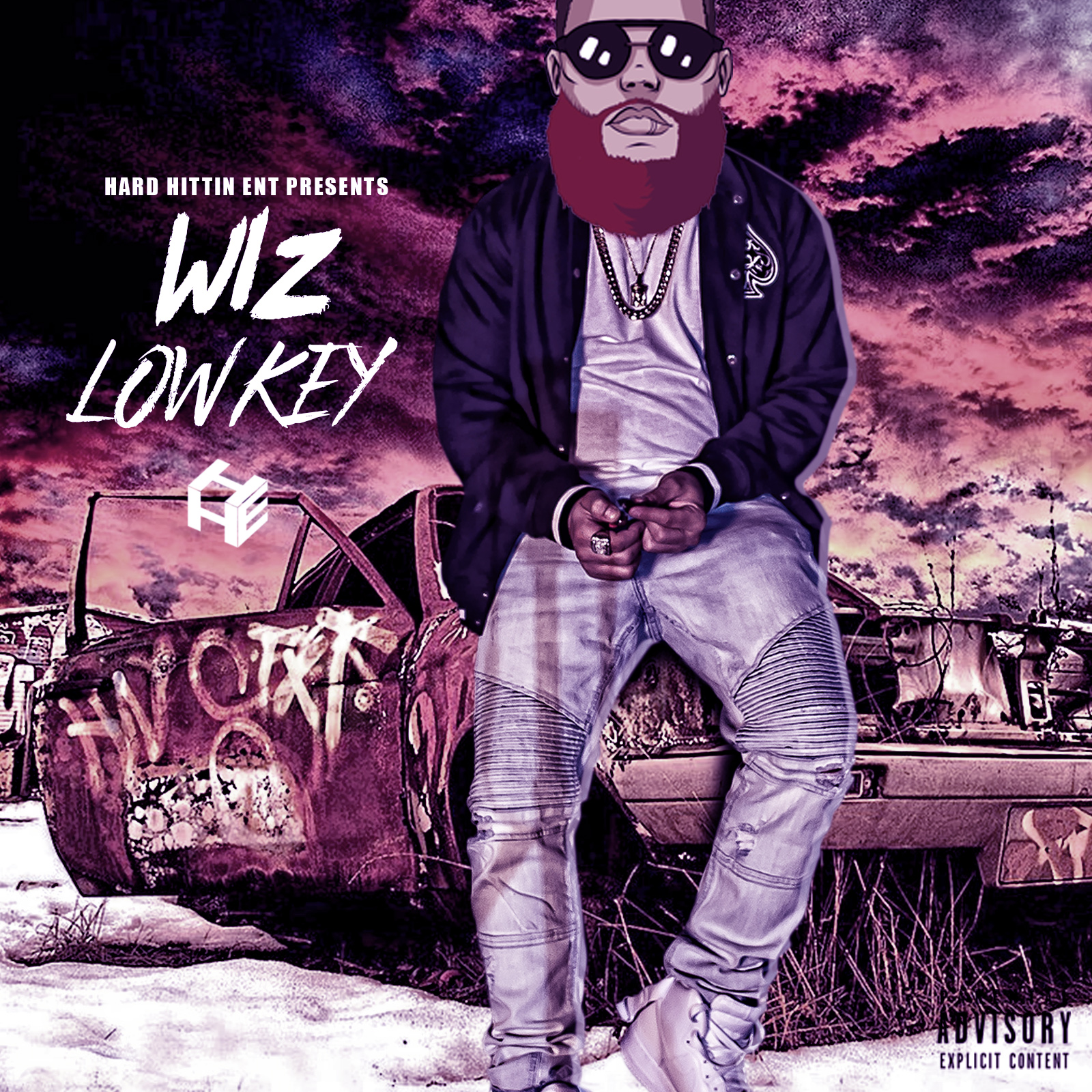 Wiz of Hard Hittin Ent. Announces Launch of His Latest Singles, Low Key' Featured on Independent Still Major