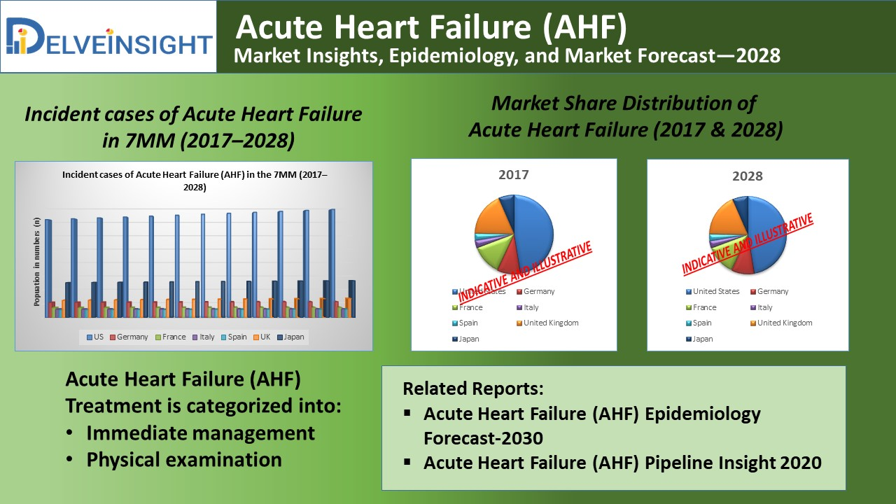 Acute Heart Failure Market Insights, Epidemiology and Market Forecast 2030