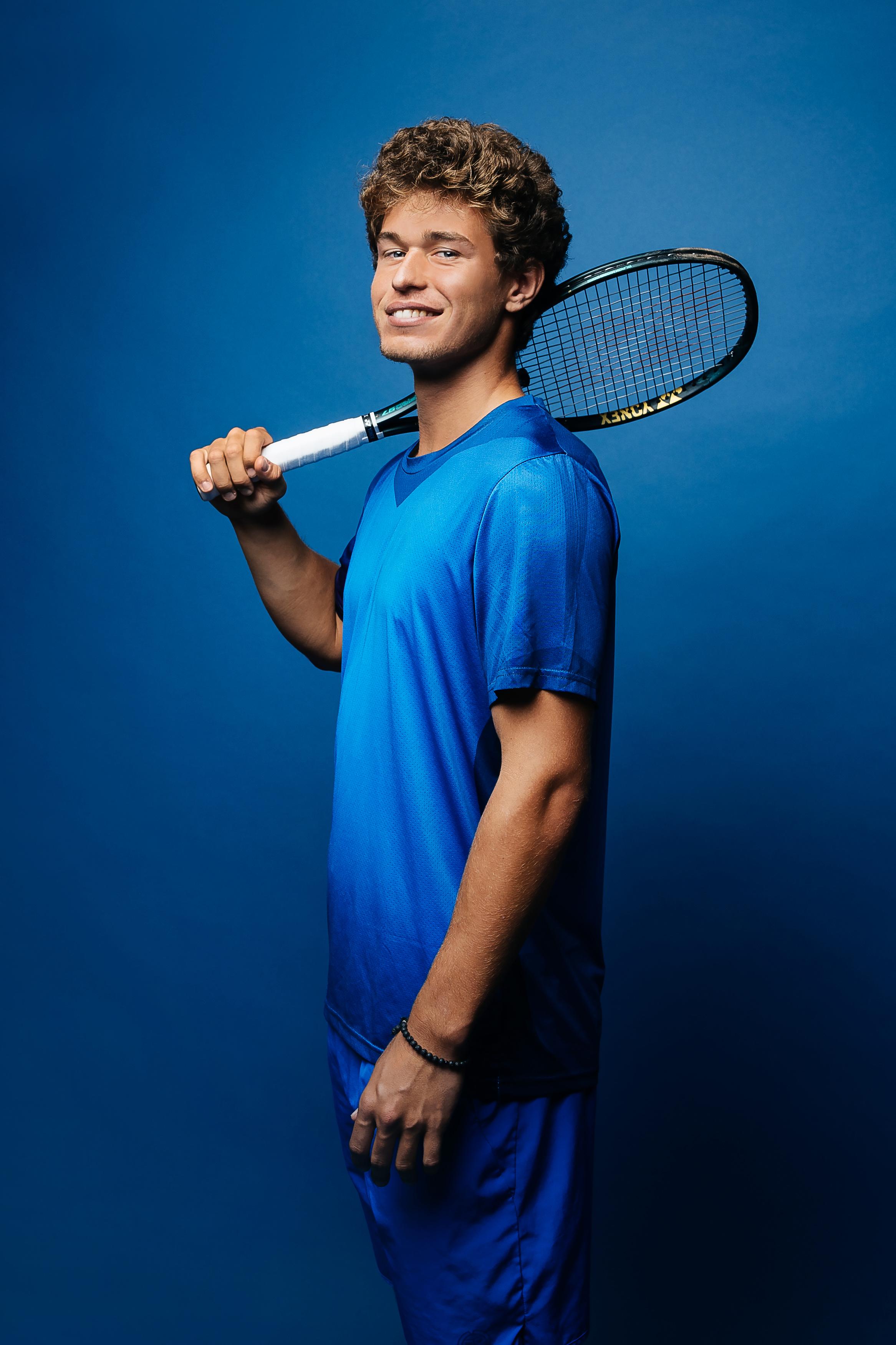 Wonder-Kid, Eric Vanshelboim Gets a Call-up to Ukrainian National Tennis Team