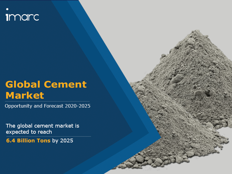 Global Cement Market Share, Size 2020: Industry Report, Price Trends, Top Manufacturers, Sales Revenue and Forecast Till 2025