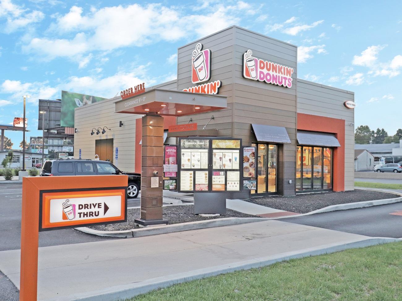 The Boulder Group Arranges Sale of Single Tenant Dunkin' Property