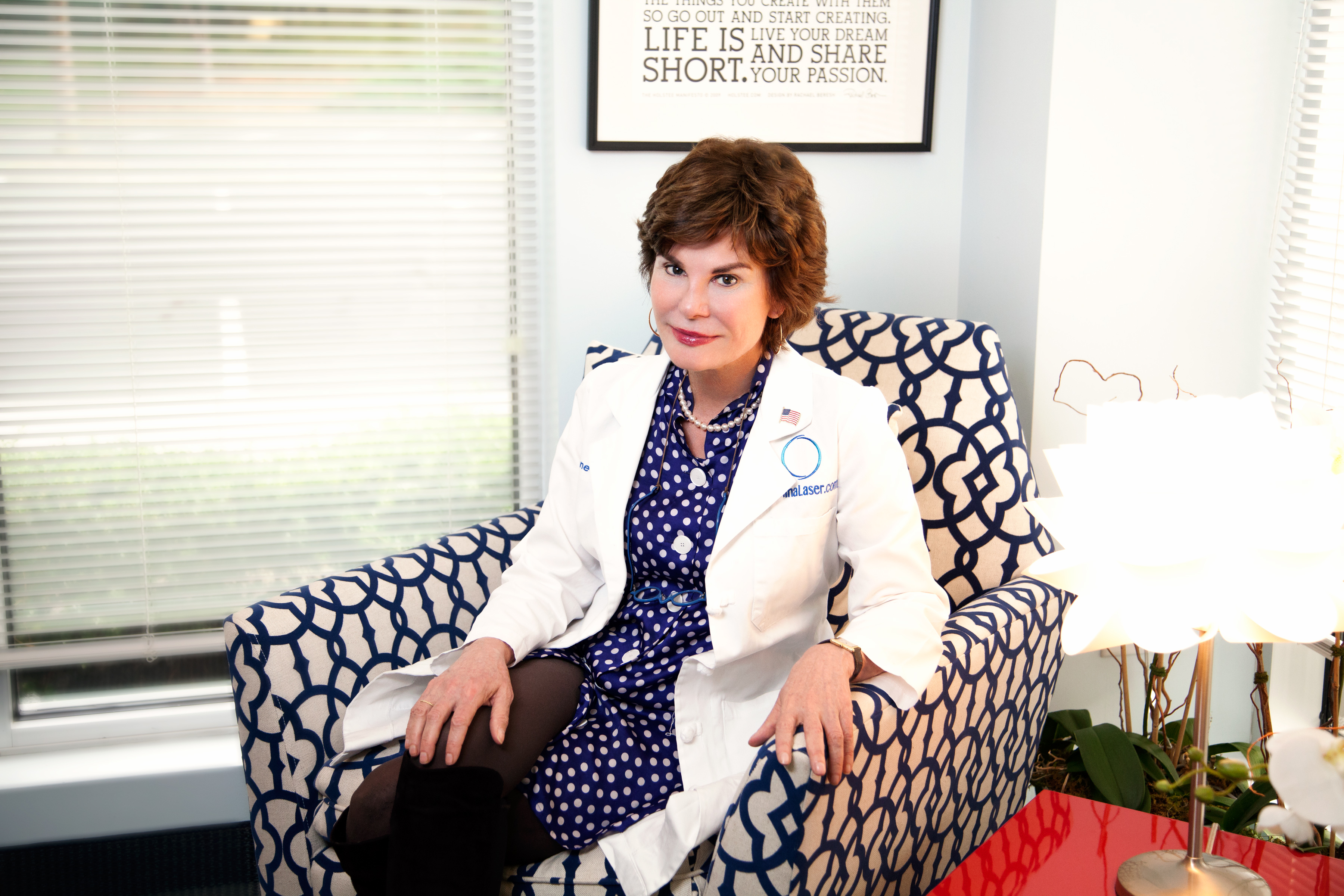 Dr. Anne White Of Carolina Laser And Cosmetic Center, Winston-Salem Introduces Cutting Edge, State Of The Art Laser Hair Removal Technologies