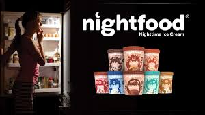 This Public Company, Stock Symbol: NGTF Nightfood Sleep-Friendly Ice Cream Solves America's $50 Billion-Dollar Nighttime Snacking Problem