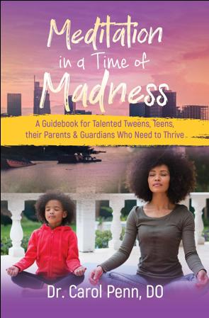 Holistic Patient Care Expert & Author Dr. Carol Penn Announces Availability of new Book & COVID19 Stress Relieve Bundle