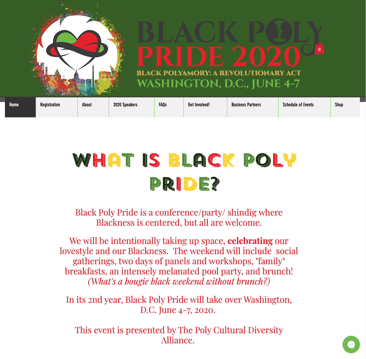 Announcing Black Poly Pride 2020: Making Polyamory a Part of Black History