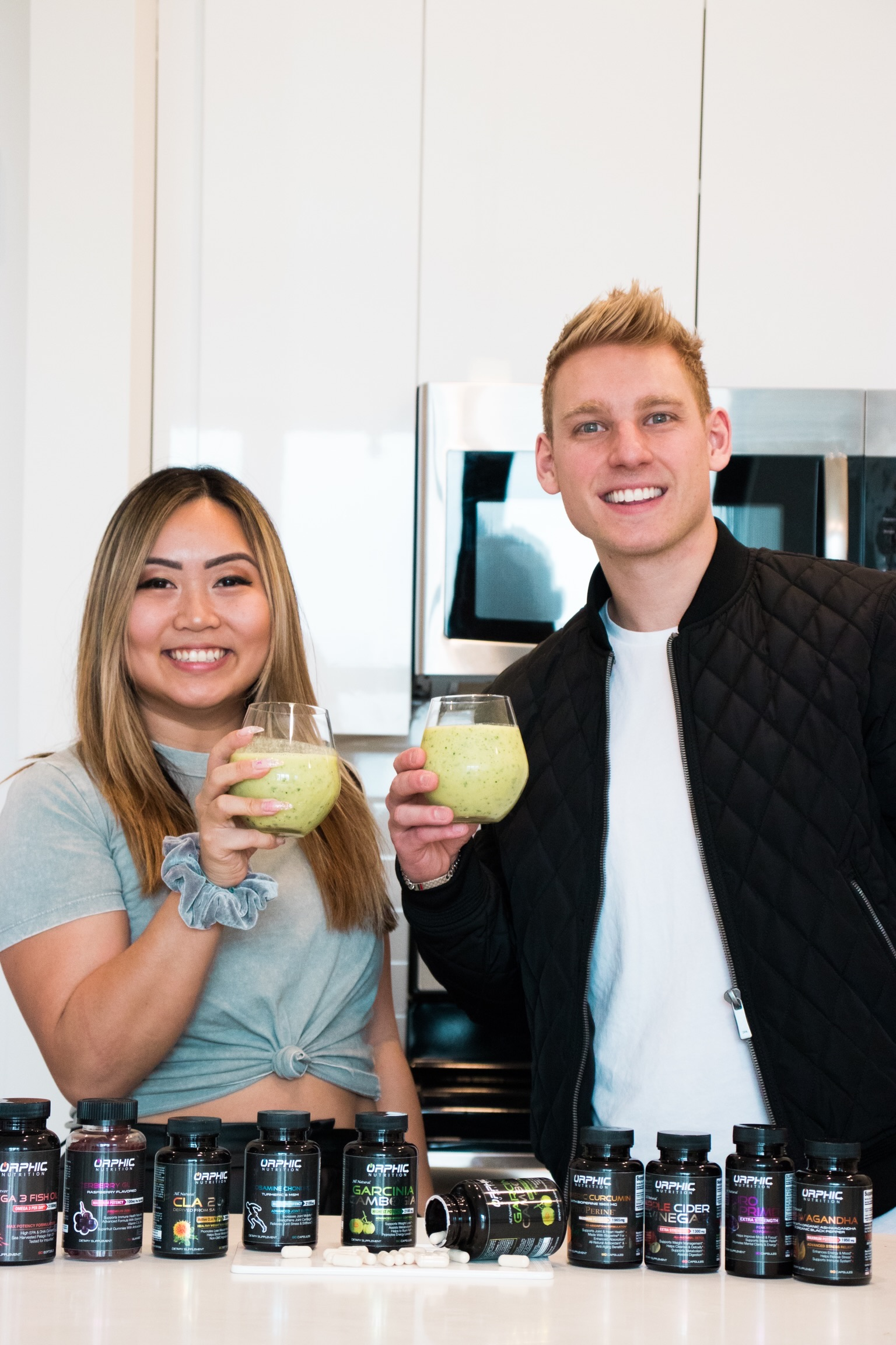 Meet Bryce and Melisa, the founders of Orphic Nutrition Taking E-commerce by Storm