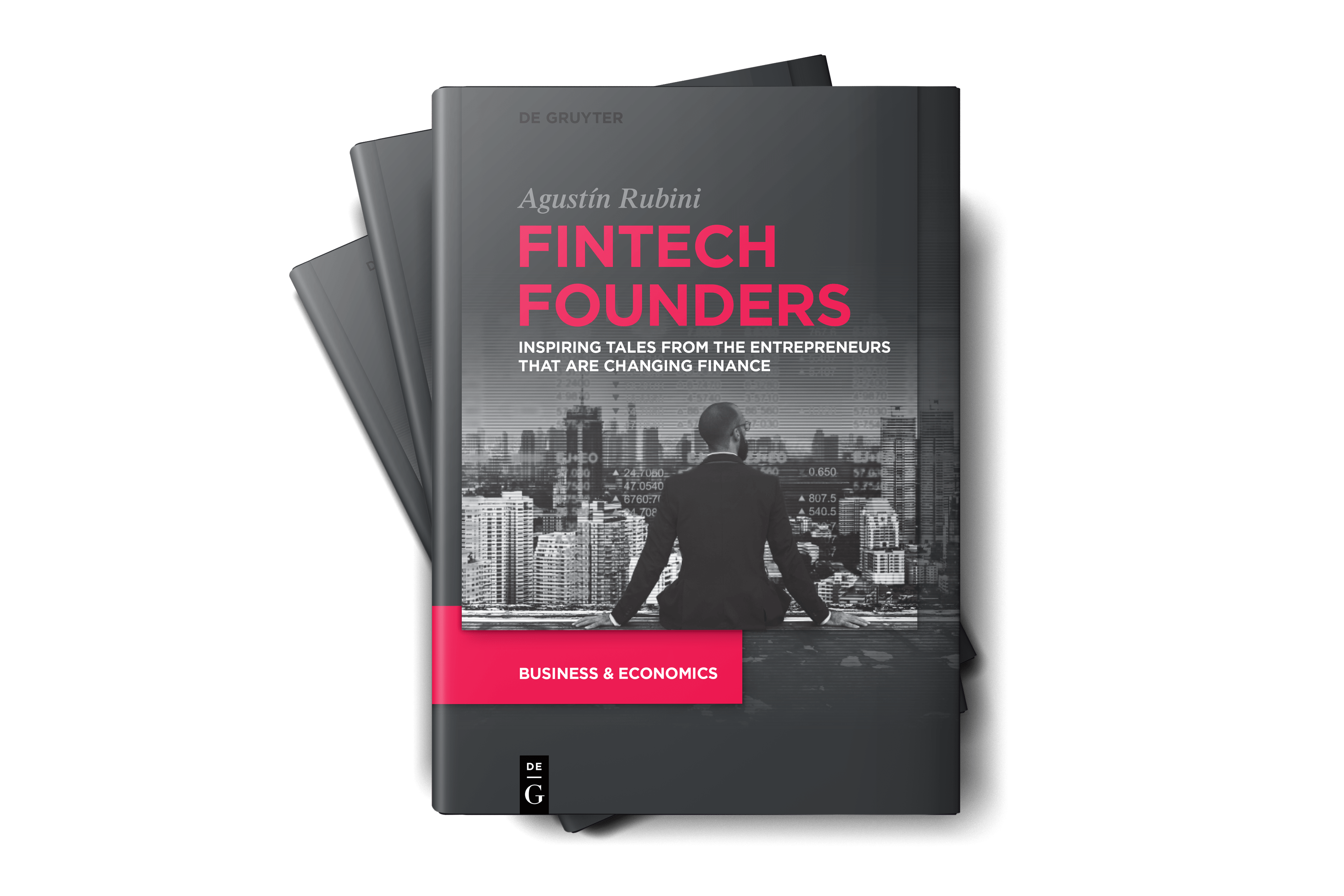 Fintech Founders book hits the top of the financial technology chart