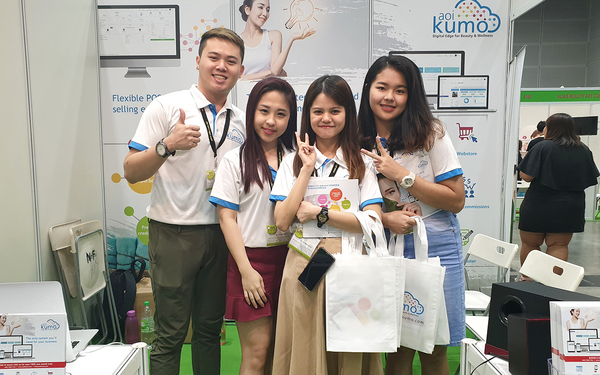 Aoikumo Determined To Bring The POS & Scheduling Solution To Spa, Beauty Salon & Aesthetic Clinic Business In Indonesia