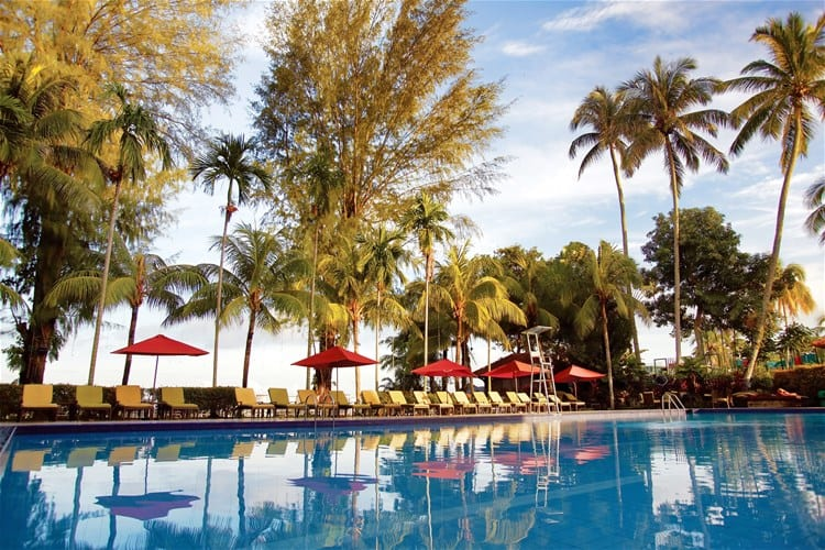 The Perfect Family Vacation at Holiday Inn Resort Penang Hotel, Batu Ferringhi