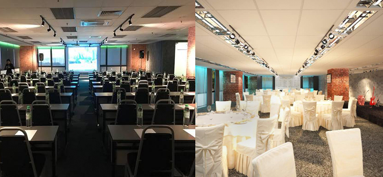 Event Space - The Event Venue KL Now Offers A New Space Named Terminal 21 Into Their Collection