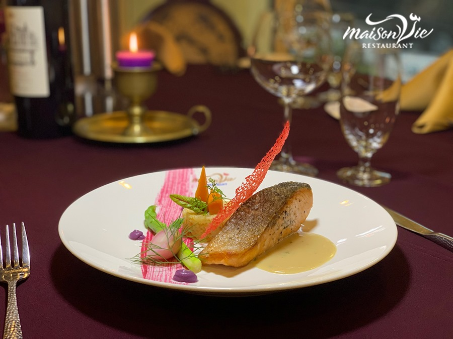 Make A Journey Through The Top French Restaurant In Hanoi - Maisonvie Restaurant