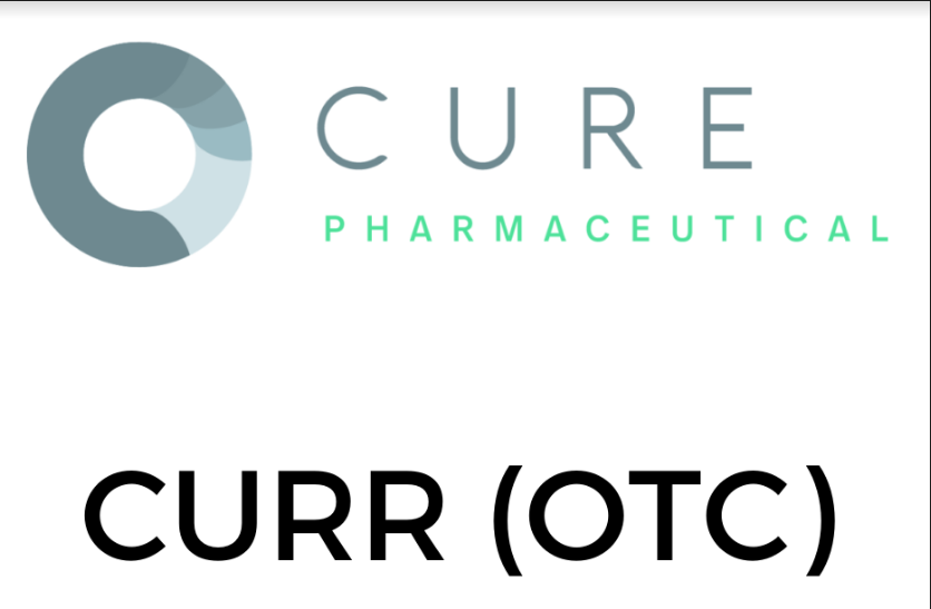 Hot Biotech, Stock Symbol: CURR is the New Drug Delivery Company that Improves Efficiency, Safety and Patient Experience