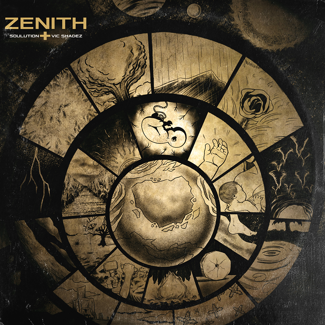 "Vic Shadez & Soulution drops another potential foundation shaker in ""Zenith"""