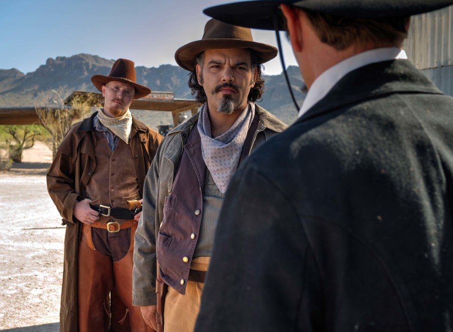 Alex Cox's Western Parody 'TOMBSTONE RASHOMON' Arrives on DVD April 21st
