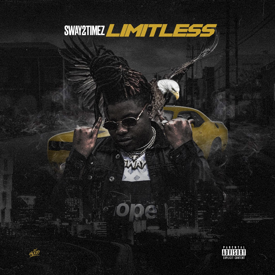 American Rapper, sway2timez, Releases A Mixtape Titled 'Limitless' On Spotify And Apple Music