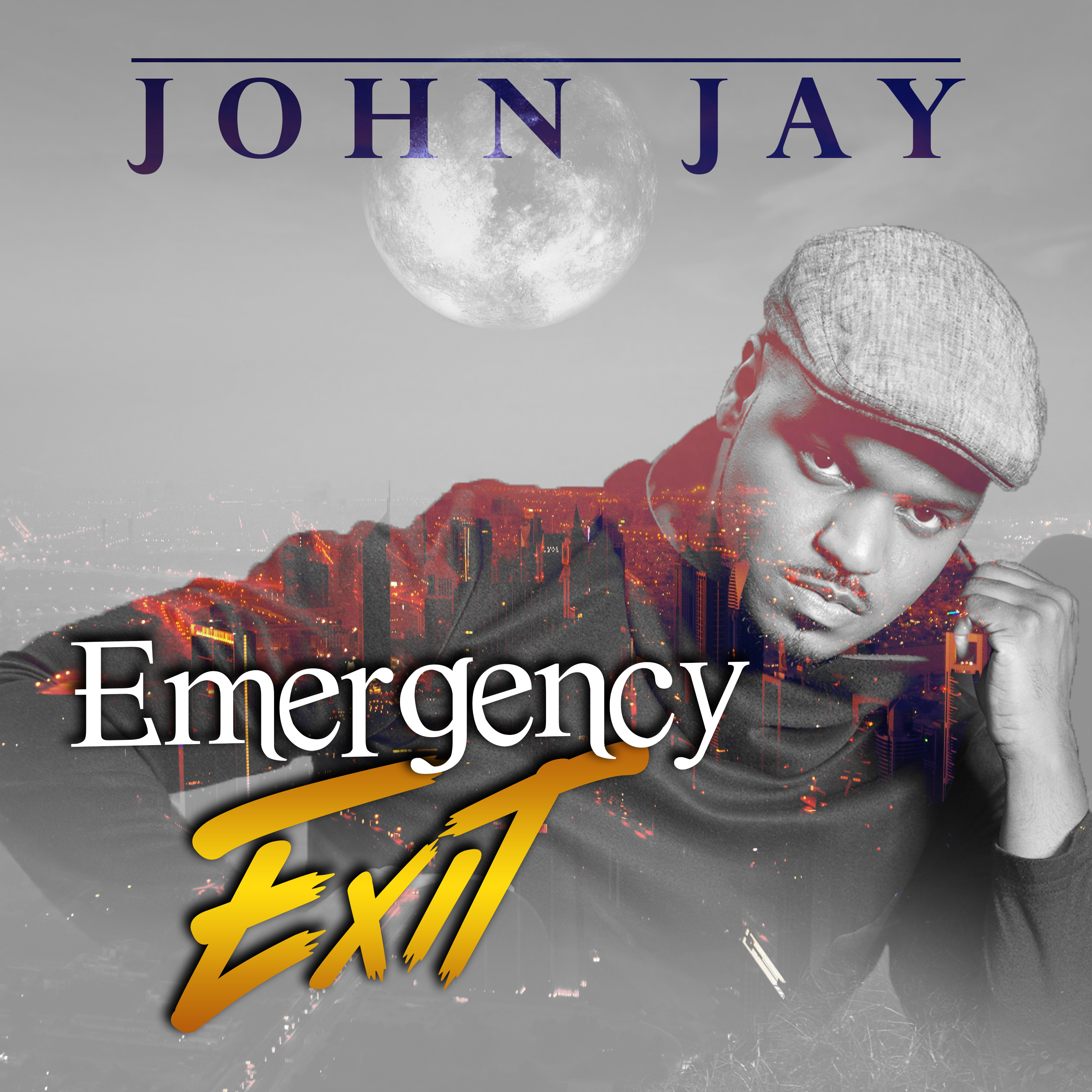 John Jay, The Gospel Musician with the Smooth Voice Announces the Release of another Soul Lifting Music Album - Emergency Exit
