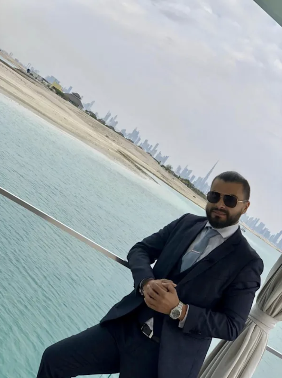 Anthony Joseph Abou Jaoude Sets Sight on Dominating Dubai Real Estate, to Publish First Book and Start Real Estate Academy