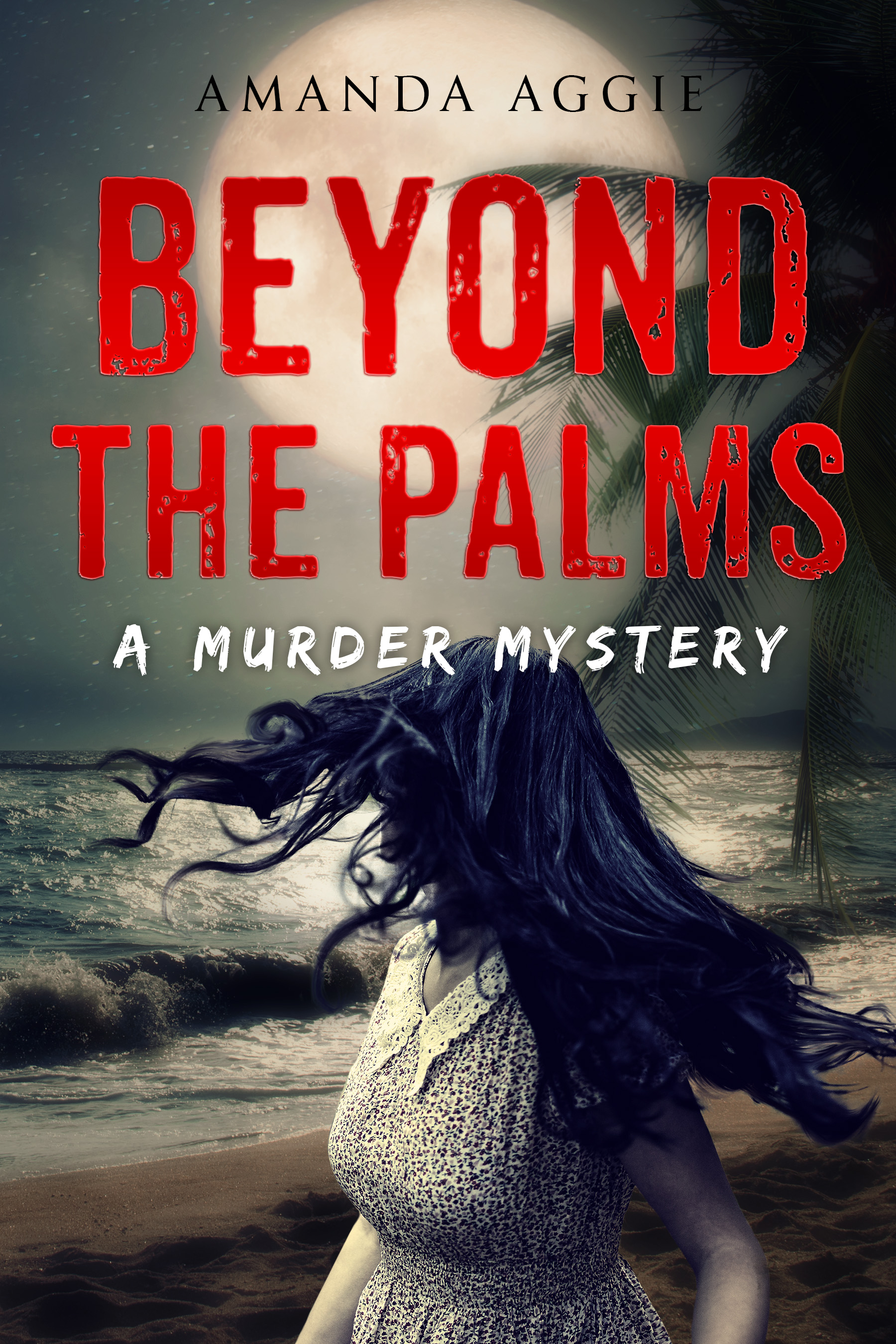 'Beyond the Palms' By Amanda Aggie Takes Mystery Thrillers to a New Level