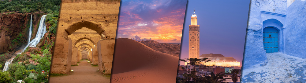 Explore Morocco's Desert and Enjoy Local Moroccan Attraction with Five Days Morocco Desert Tours