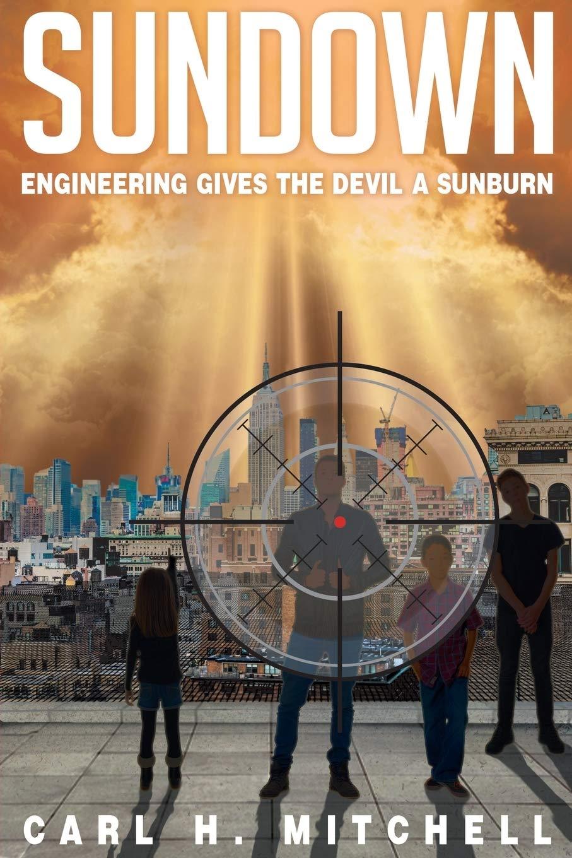 Genre-Bending Science-Fiction Crime Novel Makes Way to Amazon