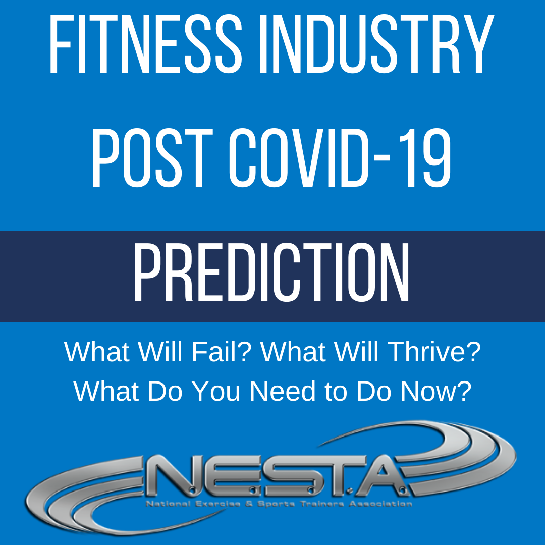 As a lot of Gyms Close Due to Covid-19, here is how Fitness Professionals Can Reposition Themselves to Navigate the Post Covid-19 Era.